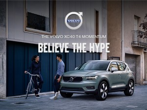 Volvo is pleased to announce that the XC40 T4 Momentum has been named 2018 carsales Car of the Year