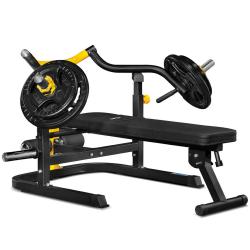 Lifespan Fitness BNL1 Leverage Flat Bench